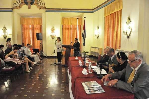 Ronda de negocios Polonia y Cuba. Foto: Yailín Alfaro (Opciones)