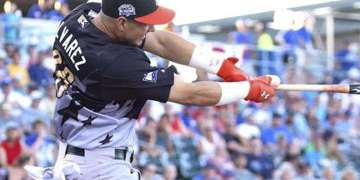 Dariel Álvarez hizo recordar a Yoenis Céspedes / Foto: MLB
