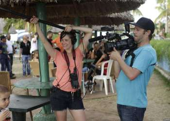 Filmación del documental Havana Motor Club, de Betn-Jorgen Perlmutt