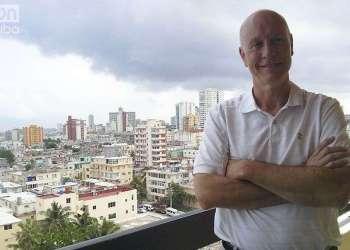 Dan Barry, reportero de The New York Times / Foto: Marita Pérez Díaz