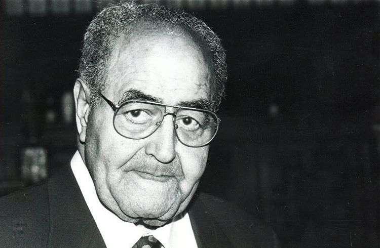 Foto: Eduardo Margareto. Tomada en 1993 , en Salamanca
