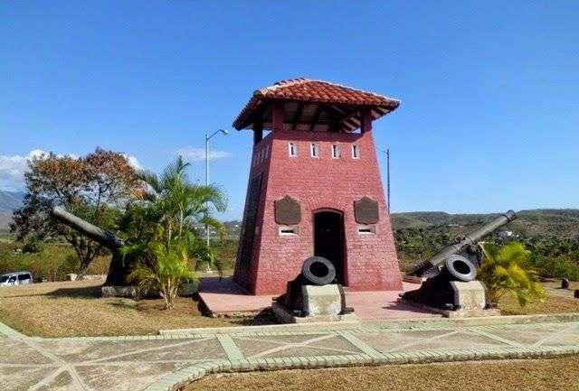 Fortín en el parque San Juan en Santiago de Cuba / Foto: Reinaldo Cedeño