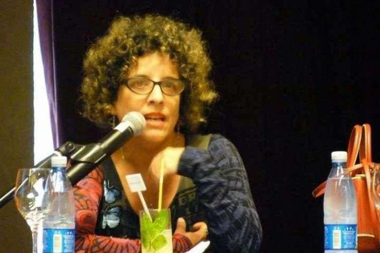 Elvia Rosa Castro. Foto: Detrás del muro