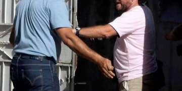 Agresión por un agente de un servicio privado de seguridad a un fotógrafo de la agencia EFE durante la visita de Rihanna a La Habana. Foto: tomada de Facebook