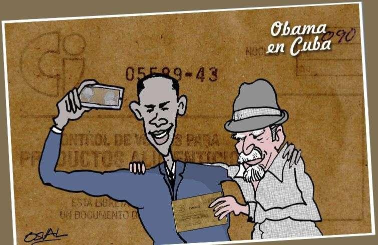 Obama y Panfilo se encuentran
