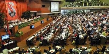 Foto de archivo del VII congreso del Partido Comunista cubano, en abril de 2016. Foto: Cubadebate
