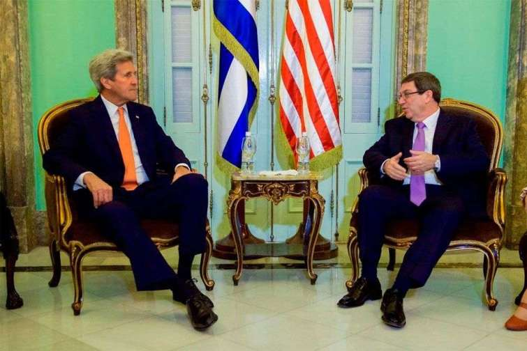 Foto: Twitter de @JohnKerry