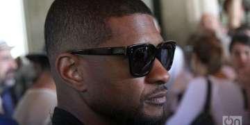 Usher en el ISA. Foto: Roberto Ruiz