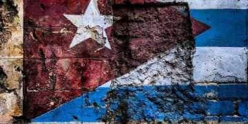 Muro en La Habana. Foto: Desmond Boylan (detalle)