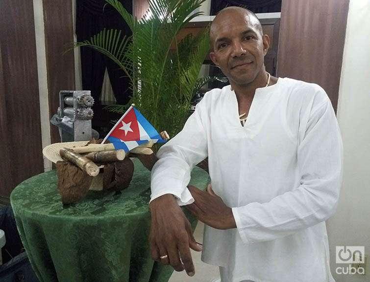 Amaury Cepeda. Foto Alain Gutierrez
