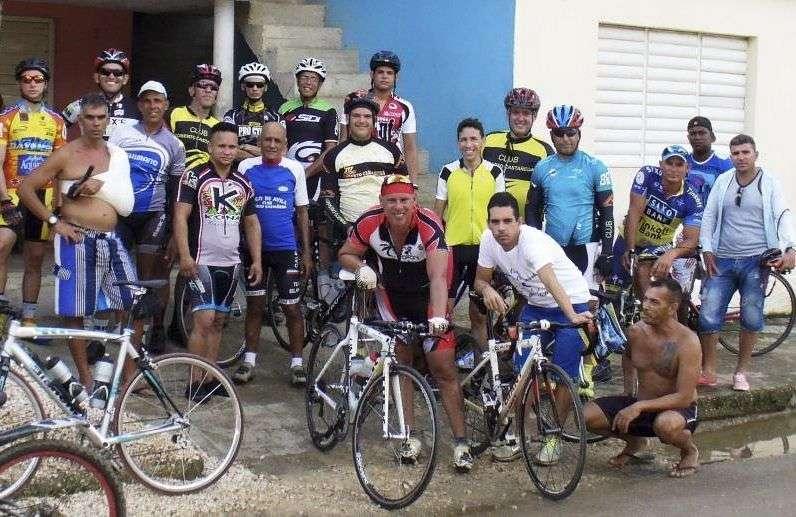 Foto: Club de Ciclismo Roberto Castañeda en Facebook