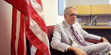 Jeffrey DeLaurentis, encargado de Negocios de la Embajada de EE.UU en Cuba. Agosto de 2015. Foto: Roberto Ruiz.