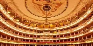 Sala García Lorca del Gran Teatro de La Habana Alicia Alonso. Foto: Improvedance.
