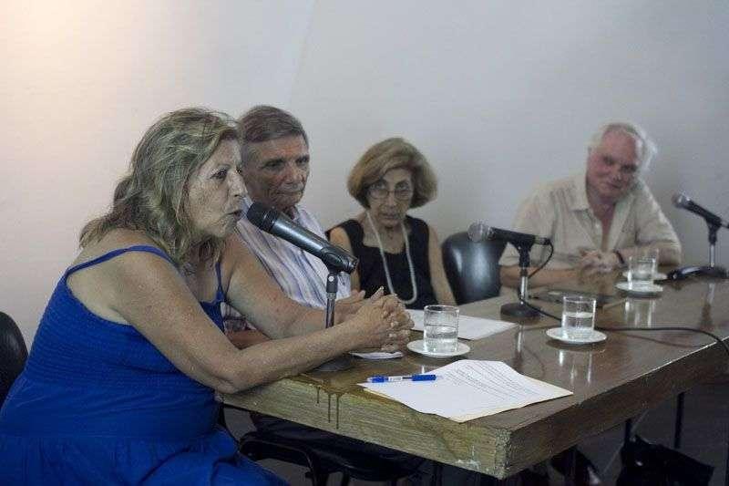 Marilyn Bobes recibe premio Julio Cortázar. Foto: La Ventana.