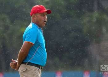 El período de Raúl Mederos al frente de la selección naional ha generado insatisfacciones entre los aficionados. Foto: Calixto N. Llanes