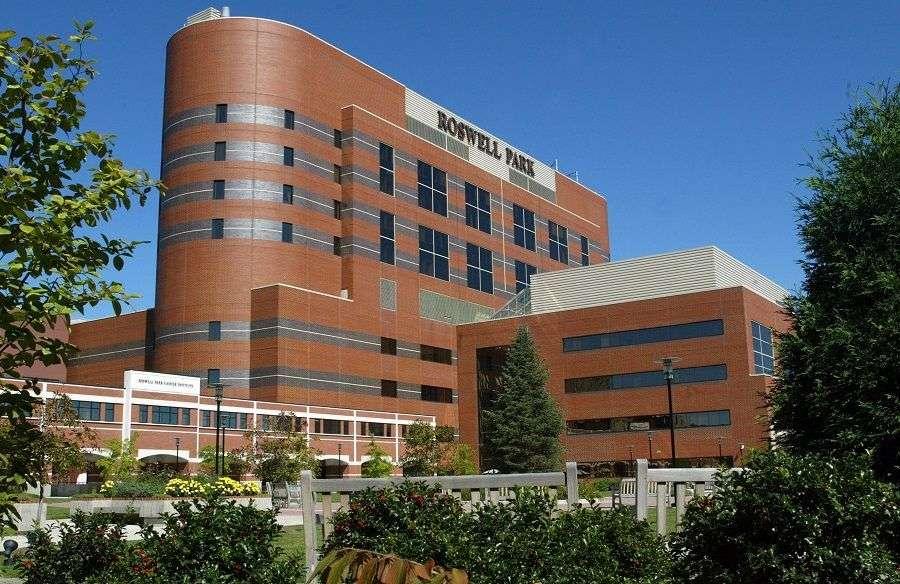 IInstituto Roswell Park, de Nueva York. Foto: Travel Nurse Source.