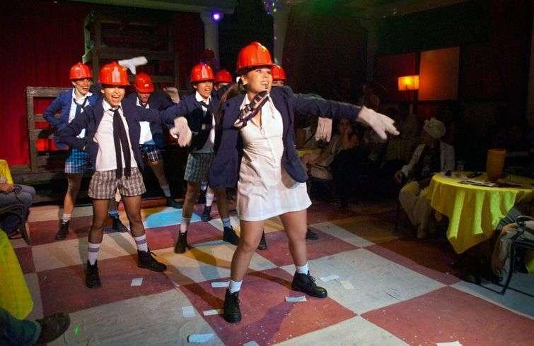 Foto: perfil de Facebook de Teatro El Portazo.