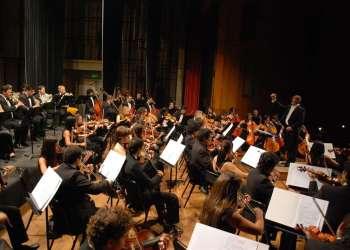 Orquesta Sinfónica Nacional. Foto: scnoticias.org.