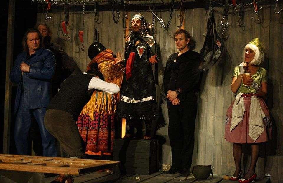 """The chronic life"", de Odin Teatret. Foto: Rina Skeel."
