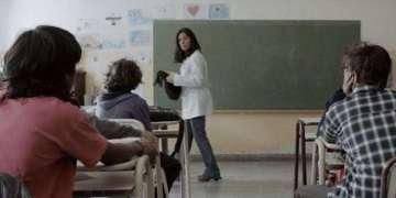 """Fotograma del documental """"Las calles"""", de la argentina María Aparicio."""