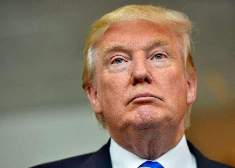 Donald Trump en Greenville, Carolina del Sur., en septiembre pasado. Foto: Richard Shiro / AP.