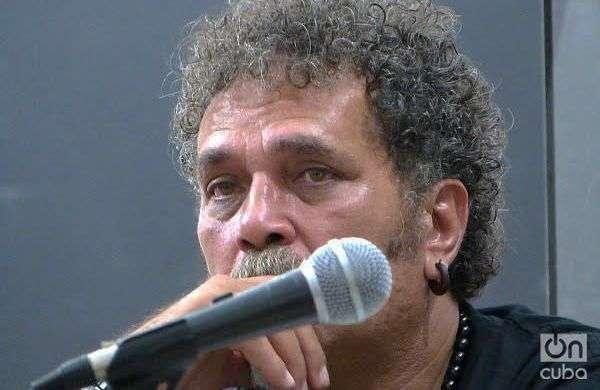 Luis Alberto García. Foto: Ángel Marqués.