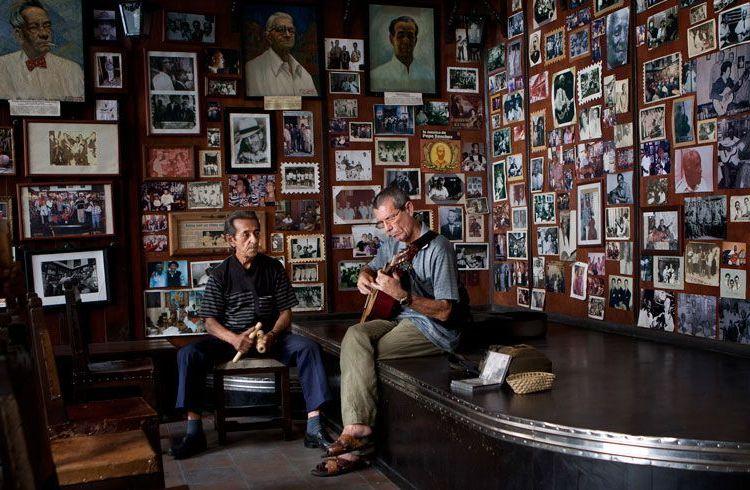 Casa de la Trova de Santiago de Cuba. Foto: Daniel Roca.