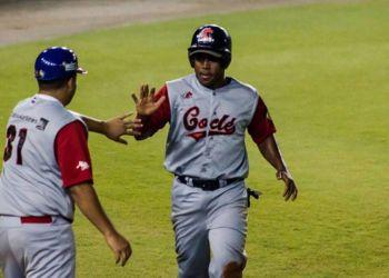 Chirino anota una carrera para los panameños Caballos de Coclé.
