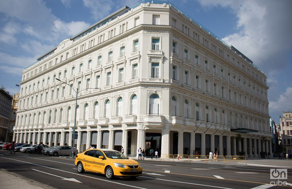 Gran Hotel Manzana Kempinski. Foto: Ismario Rodríguez.