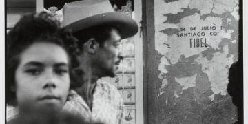 Manzanillo, Cuba,1963. Foto: Agnès Varda.