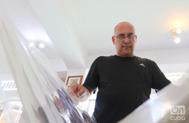 Eduardo Guerra Photo by Ismario Rodríguez Pérez