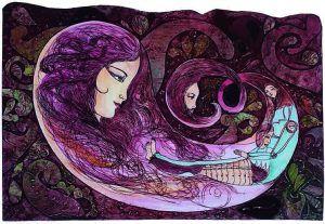 La ola by Eduardo Guerra