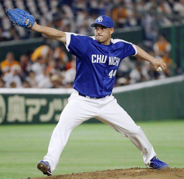 Raúl Valdés. Foto: japantimes.co.jp.
