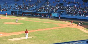 Estadio Latinoamericano. Foto tomada de drwisetravel.com.