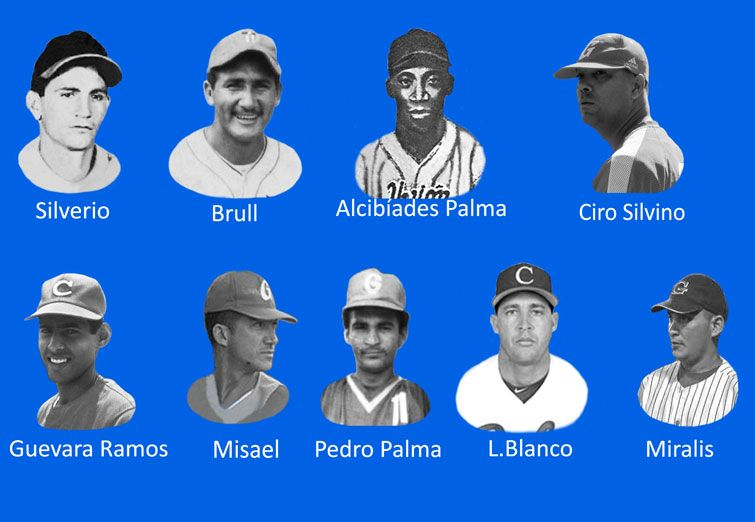 All Star histórico del pitcheo de Granma. Infografía: Oreidis Pimentel.