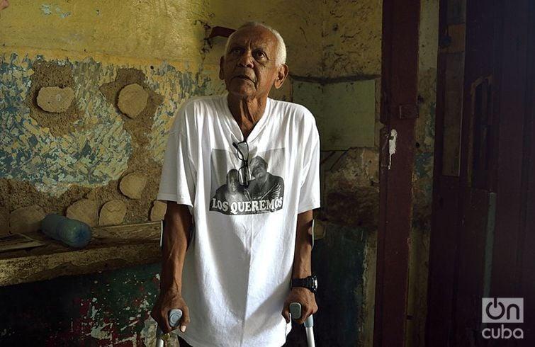 Ángel Méndez. Foto: Otmaro Rodríguez.