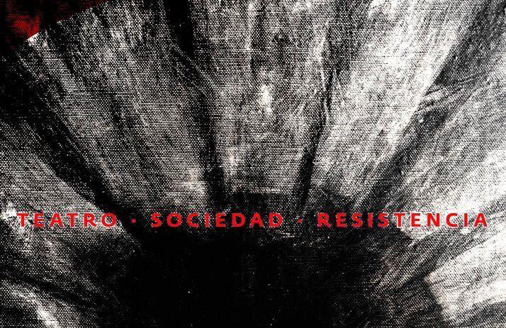 Cartel del Festival Internacional de Teatro de La Habana (Detalle).