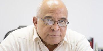 Orlando Hernández Guillén, presidente de la Cámara de Comercio de la República de Cuba y miembro del Comité Organizador de FIHAV. Foto: Gabriel Guerra Bianchini.