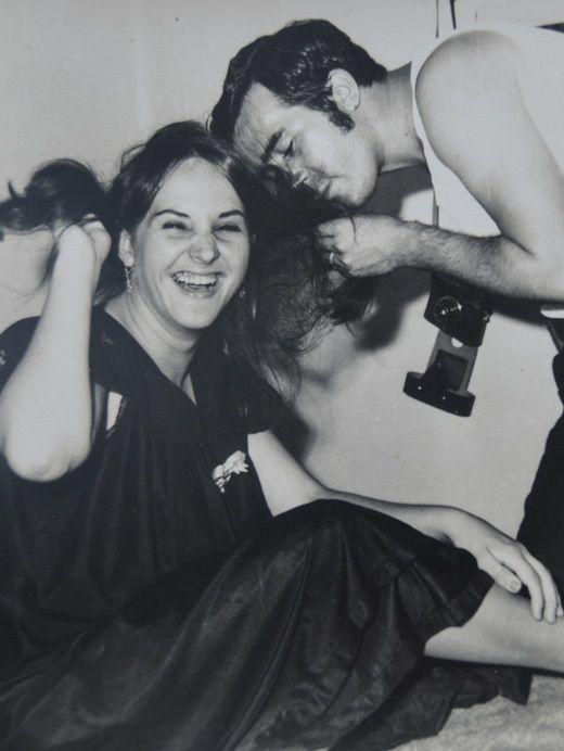 Marlene Cabrera and Jesús Santos. Photo: Courtesy