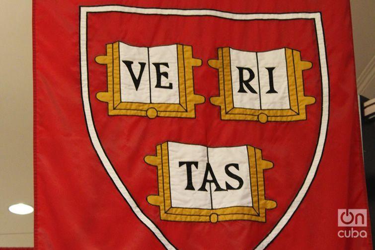 Veritas (verdad) es el lema de la Universidad de Harvard.
