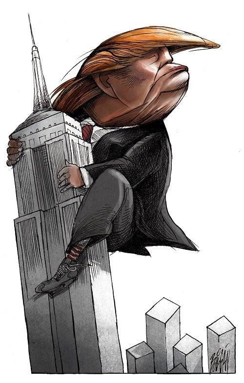 Illustration by Angel Boligán.
