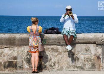 Turismo en Cuba. Foto: Claudio Pelaez Sordo.