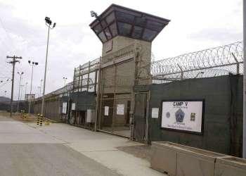 Centro de detención en la Base Naval estadounidense de Guantánamo, en 2014. Foto: Ben Fox / AP / Archivo.
