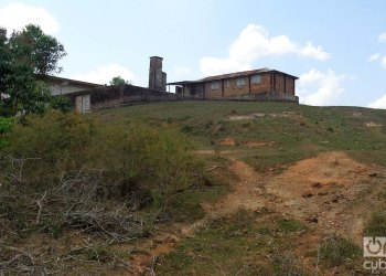 La Cabaña de José Manuel Alemán, considerado uno de los grandes ladrones de nuestra historia, quien se estima robó más de 200 millones dólares. Foto: Eduardo González Martínez.
