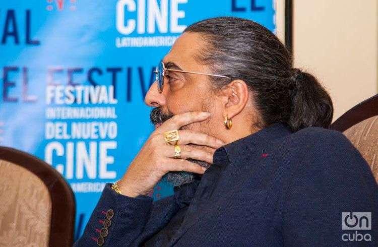 """Diego """"El Cigala"""". Foto: Claudio Pelaez Sordo / Archivo."""