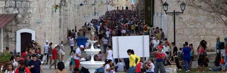 Fería del Libro Internacional del Libro de La Habana. Foto: Otmaro Rodríguez.