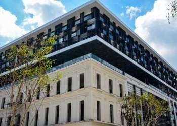 Hotel Packard. Foto: Abel Padrón Padilla / ACN.