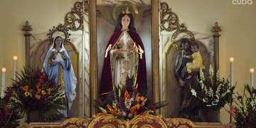 Santuario Nacional de Santa Bárbara, en Párraga. Foto: Otmaro Rodríguez.