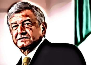 """Andrés Manuel López Obrador: """"Hay solo una salida para México, cambiar el régimen, este está podrido""""."""