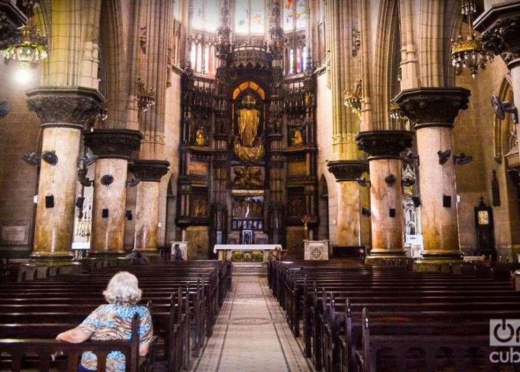 Iglesia de Reina. Foto: Dazra Novak.